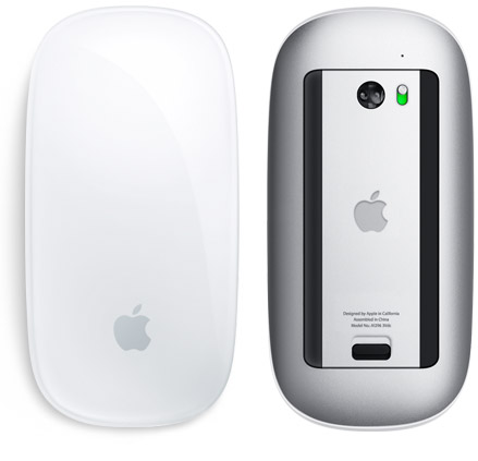 Magic Mouse detected, but cannot configure fix